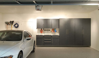 Garage Cabinetry & Flooring