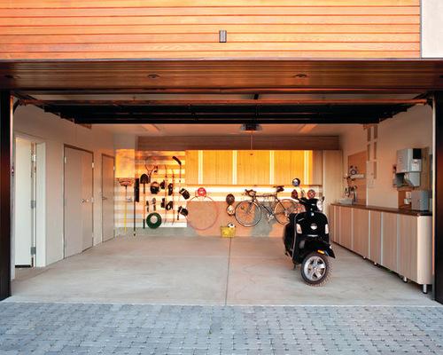 Garage Apartment Interior