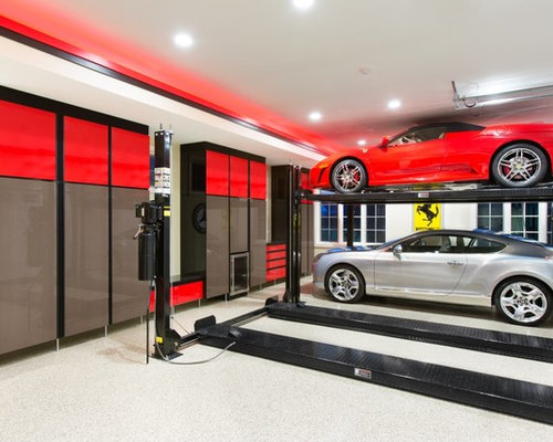 Tandem garage ideas pictures remodel and decor