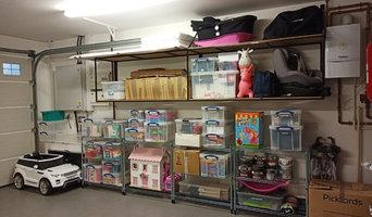 Garage Declutter & Organise