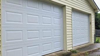 Garage door & Gate