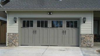 Garage Door Examples