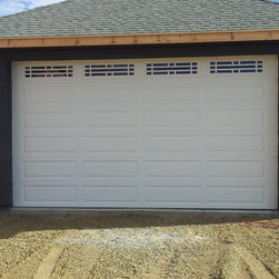 Affordable Transitional Garage And Shed Design Ideas