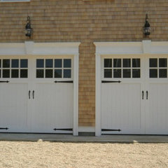 traditional garage doors by Clingerman Doors - Custom Wood Garage Doors