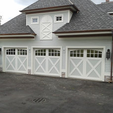 Garage Doors by Clingerman Doors - Custom Wood Garage Doors