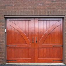 Traditional Garage Doors by Clingerman Doors - Custom Wood Garage Doors