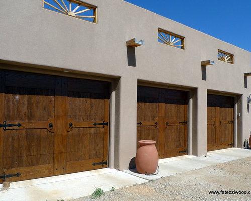 garage sud ouest am ricain photos et id es d co de garages. Black Bedroom Furniture Sets. Home Design Ideas