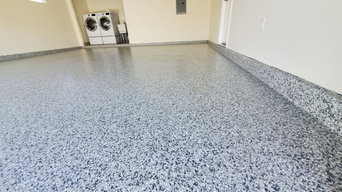 Garage Floor and Patio Refinishing