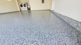 Garage Floor and Patio Refinishing