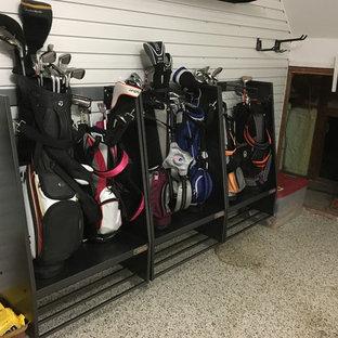 Garage golf storage