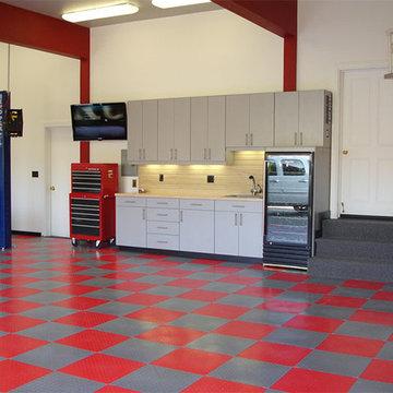Garage in Danville 2 - Design