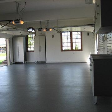 Garage in need of organization
