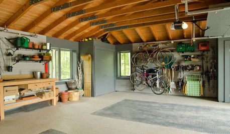 Get Your Garage Ready for Winter