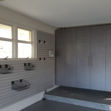 Garage Makeover in Western Springs, IL