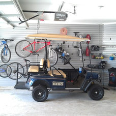 Craftsman Garage And Shed by Ideal Garage Solutions