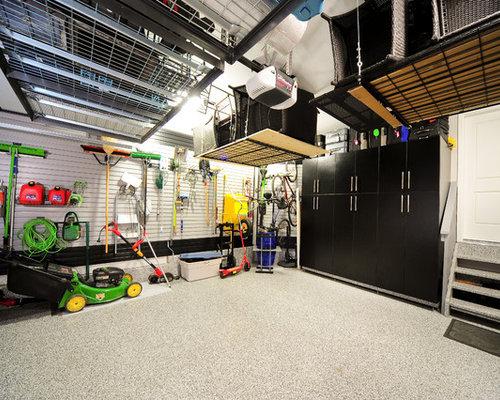 Garage Shop Organization Home Design Ideas Pictures Remodel And Decor