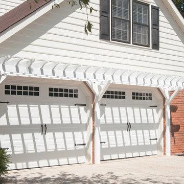 Garage Porticos & Arbors