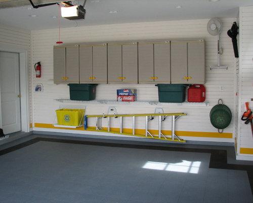 kleine garagen und ger teschuppen mit carport bilder. Black Bedroom Furniture Sets. Home Design Ideas