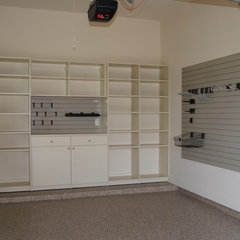 storage and organization by SpaceMan