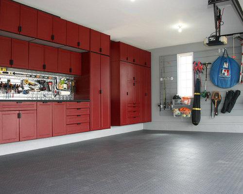 Fotos de garajes dise os de garajes cl sicos renovados - Diseno de garajes ...