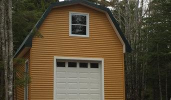 Garage/Storage Building