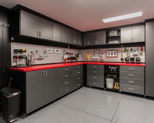 Affordable garage design ideas renovations photos for Affordable garage