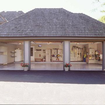 Garage Storage Organization & Shelving