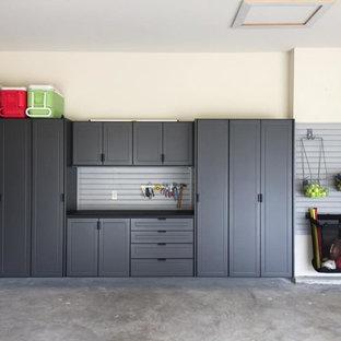 Garage Storage Solution in Ladue, Missouri