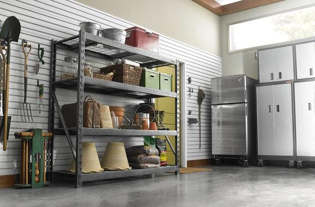 Idee Per Arredare Garage.Operazione Garage Ordinato 9 Sistemi Per Appendere Tutto