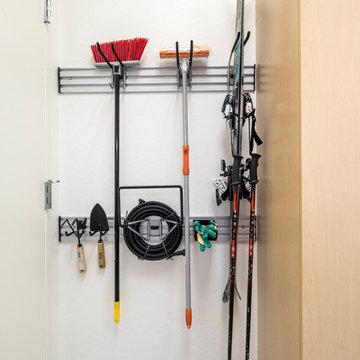 Garage Workspace Display - Campbell Showroom