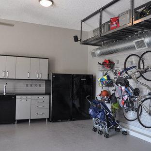 75 Beautiful Modern Garage Pictures Ideas April 2021 Houzz