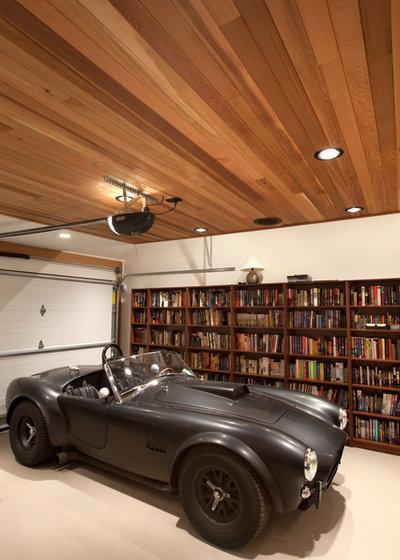Modern Garage by Best Builders ltd