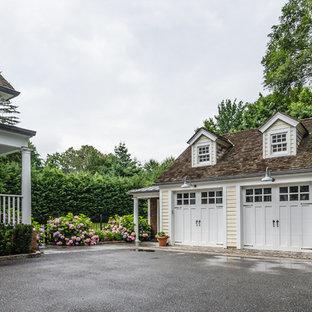 Georgian Colonial Garage & Guest House