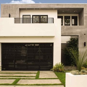 Glass - Aluminum Garage Doors