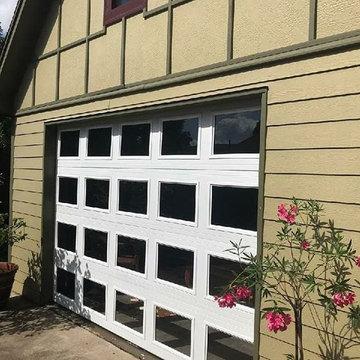 Glass Garage Door Ideas From ProLift Garage Doors of St. Louis