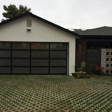 Glass Garage Doors - Modern & Contemporary