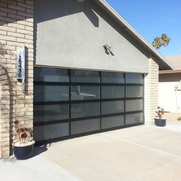 Glass Garage Doors - Modern & Contemporary