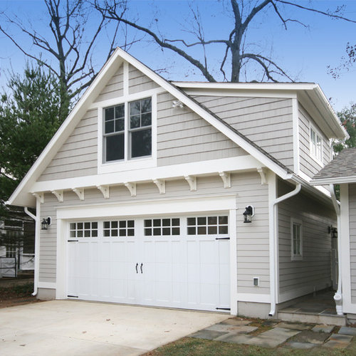 arts and crafts garage and granny flat design ideas