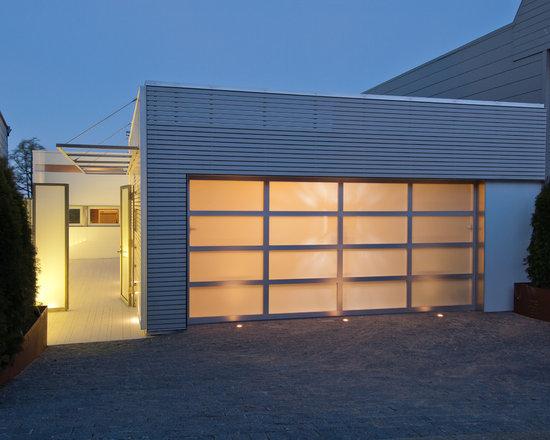 Modern Garage Doors midcentury modern garage doors | houzz