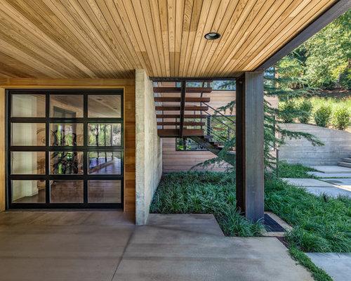 Houzz | Contemporary Garage Design Ideas & Remodel Pictures