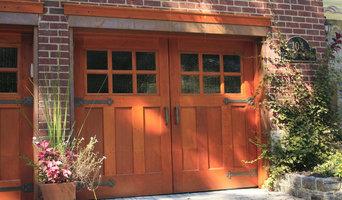Hahn's Woodworking Swing Carriage Doors