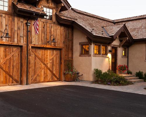 Rustic Garage Design Ideas, Renovations & Photos