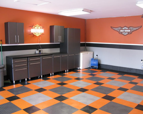 harley garage ideas - Harley Davidson Garage