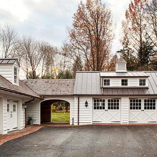 Haverford, PA Garage and Workshop Renovation