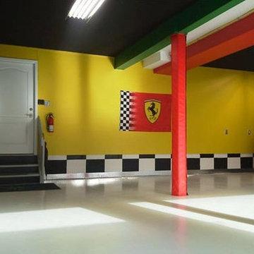 High Performance Floors