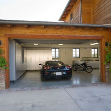 Contemporary Garage And Shed by Garage Envy