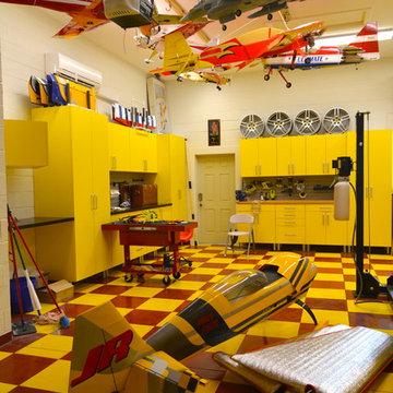 Hobby Garage Renovation