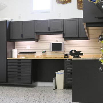 Hobby Room and Workshop