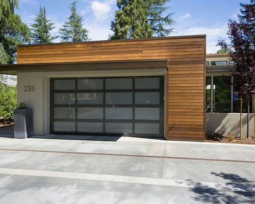 Modern garage ideas pictures remodel and decor for Commercial garage plans
