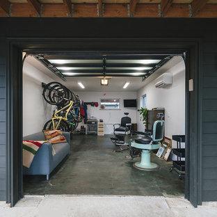 One Car Garage Interior Design Ideas